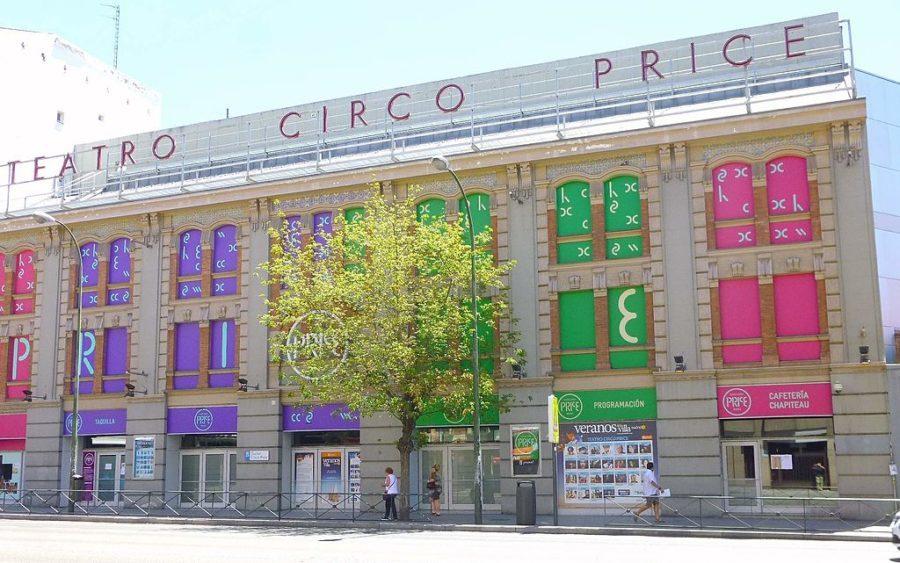 El Circo Price y el mayor espectáculo del mundo