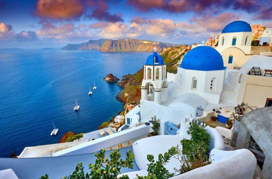 Santorini: al borde del abismo